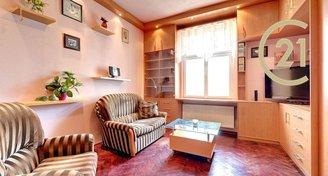 Útulný byt 2+kk/pavlač, 42 m2, P3-Žižkov
