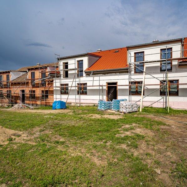 Prodej bytu 3+KK 65 m2 s balkonem,  novostavba Oleksovice