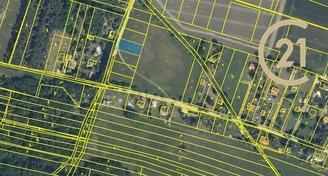 Prodej stavební parcely 797 m², Na Zámku, Sadská