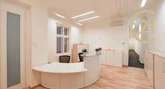 Pronájem, Kanceláře, 114 m² - Praha - Nové Město