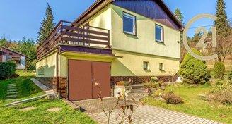 Rodinný dům 3+1/T/G 145 m2, pozemek 687 m2