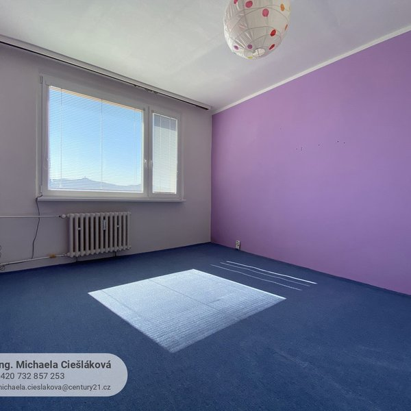 Pronájem, Byt 3+1/L, 65m², Liberec Ruprechtice