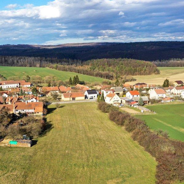Exkluzivní prodej pozemku - Vyškov-Rychtářov
