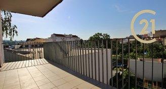 Pronájem krásného bytu 3+kk s terasou, 110 m2 ul. Kollárova