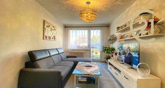 Krásný a slunný byt 2+kk 46m2 s lodžií, Kladno - Kročehlavy, OV