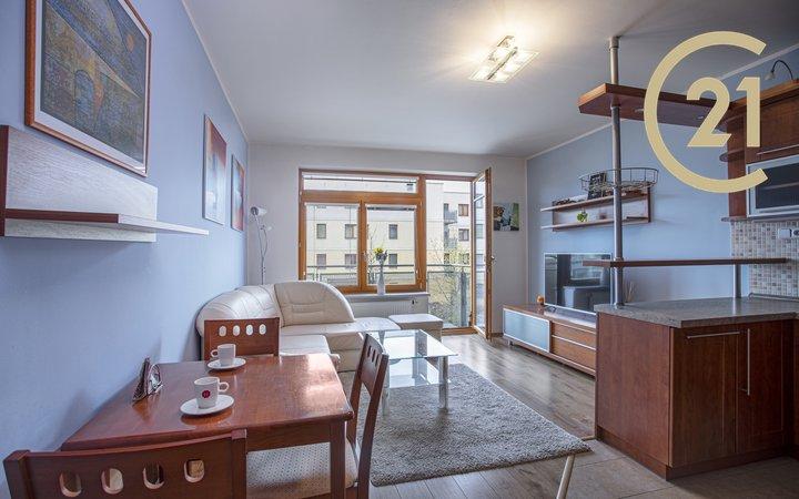 Pronájem bytu 2+kk na Praze 10 v Malešicích