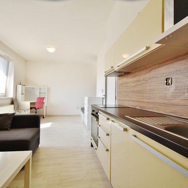 Pronájem krásného bytu 1+kk 33 m2, ul. Kollárova 5