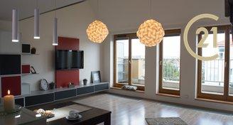 Pronájem bytu 4+kk 117 m2 Suchdolské náměstí, Praha 6 - Suchdol