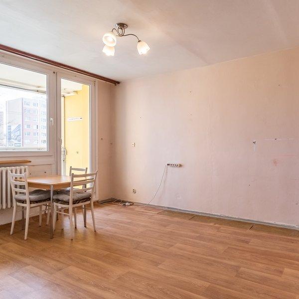 Prodej, Byty 1+1/L, OV, 34m² - Kladno - Kročehlavy