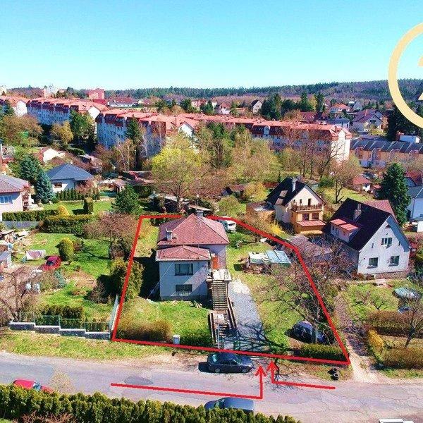 Prostorný RD, poz. 1185m2  v krásné lokalitě, Říčany u Prahy