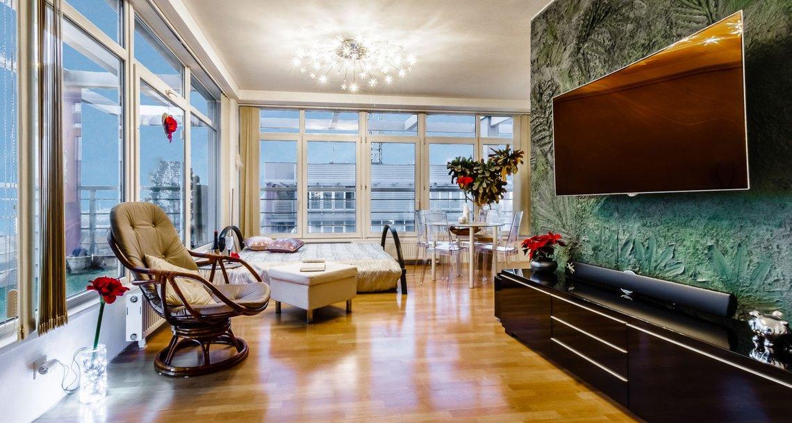01. Obývací pokoj
