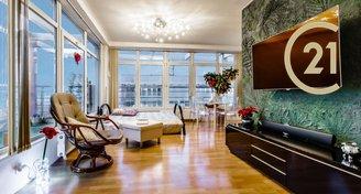 Výjimečný byt 2+kk, 65 m2, s terasou, Praha - Strašnice