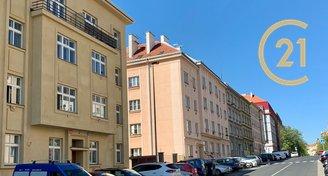 Prodej, Byty 1+kk, 23m² - Praha - Vršovice