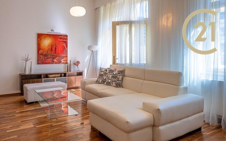 Pronájem, Byt 3+kk/B, 115m² - Praha Staré Město, Rybná ulice