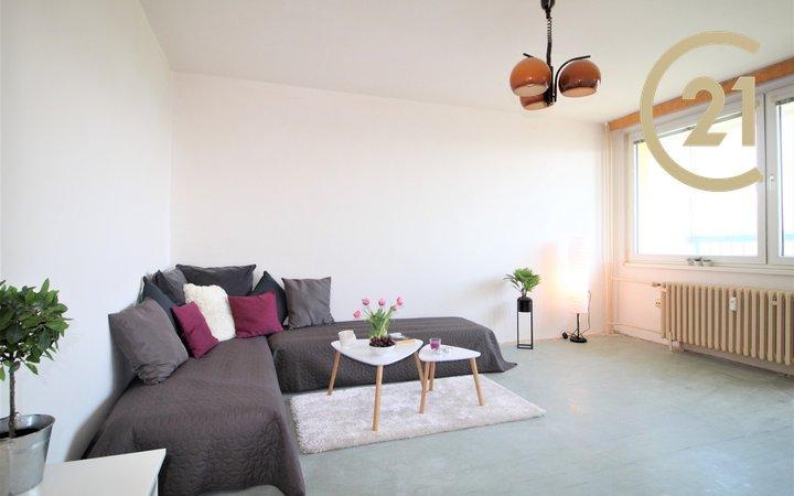 Prodej bytu 1+kk, Pardubice, Družby