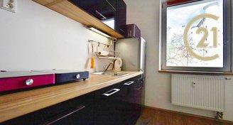 Pronájem bytu po rekonstrukci 1+kk 32 m² - ul. Mlýnská 67