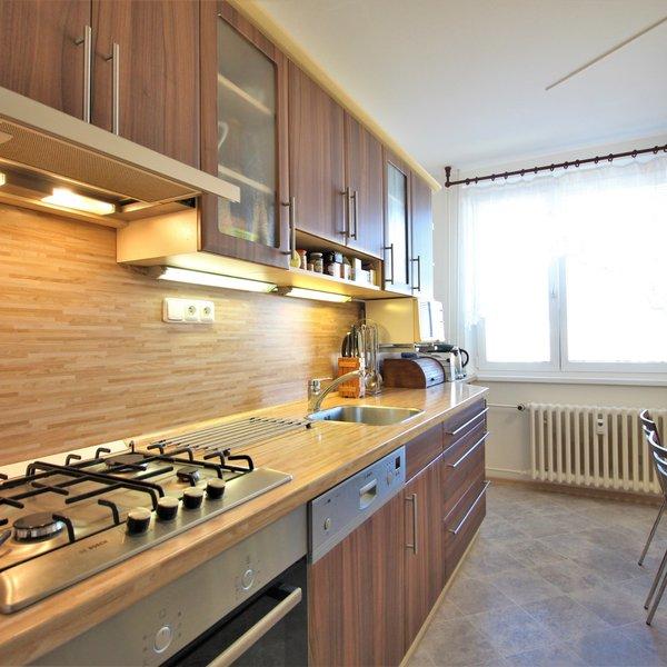 OV 3+1, ul. U Hřiště, Starý Lískovec, CP 79 m2, vhodný pro rodinu nebo jako investice