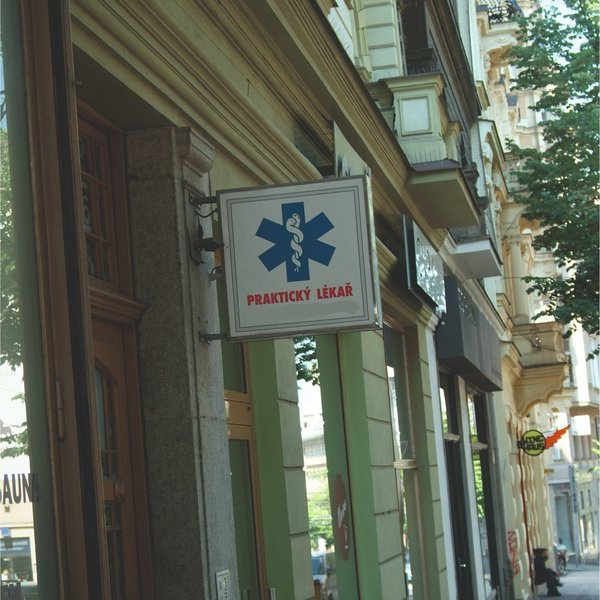 Lékařská  ordinace 30m², vybavená, Vinohrady Praha 2
