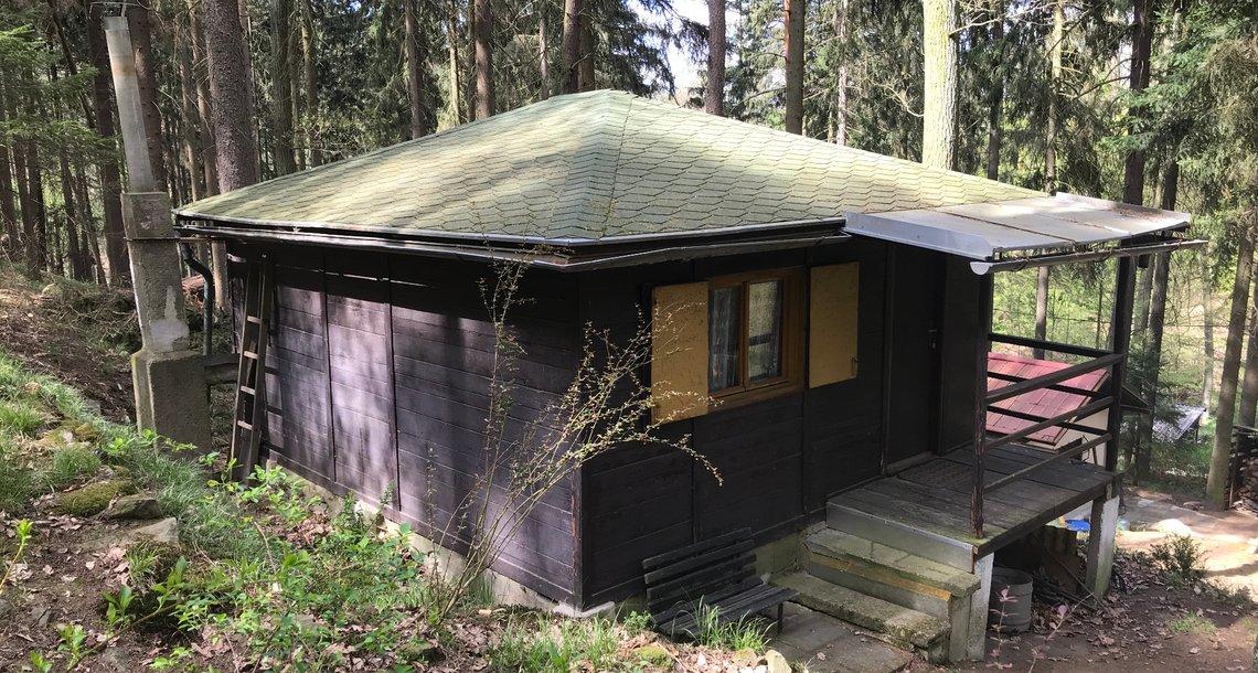 chata předek