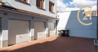 Pronájem, Kanceláře, 168 m2 - Pankrác, Vyšehrad, 2 garáže