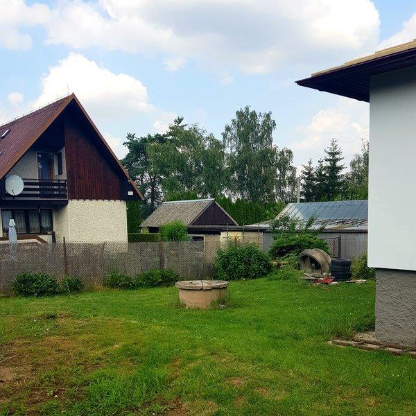 Pronájem útulné chaty 58m2 k dlouhodobému bydlení - Čerčany, ul. Mostecká