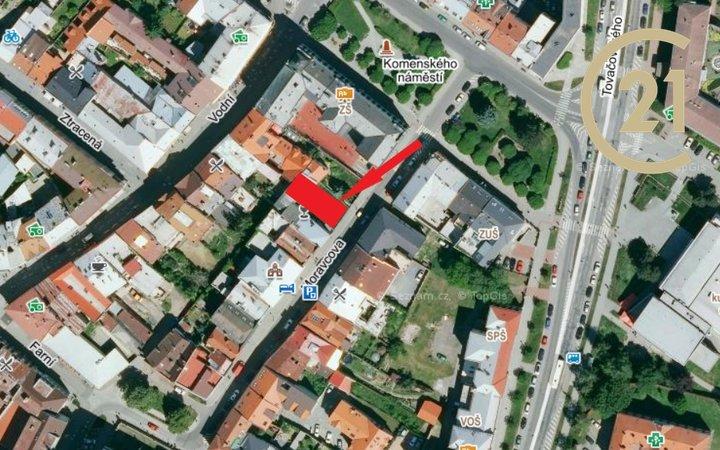 stavební pozemek - Kroměříž