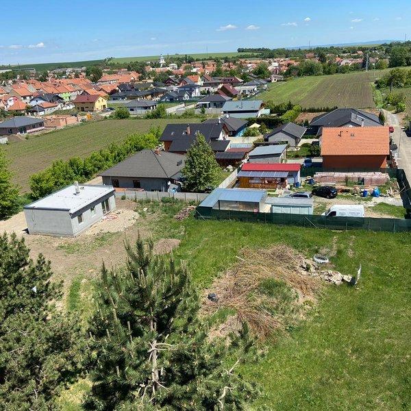Prodej stavebního pozemku pro RD - Prostějov