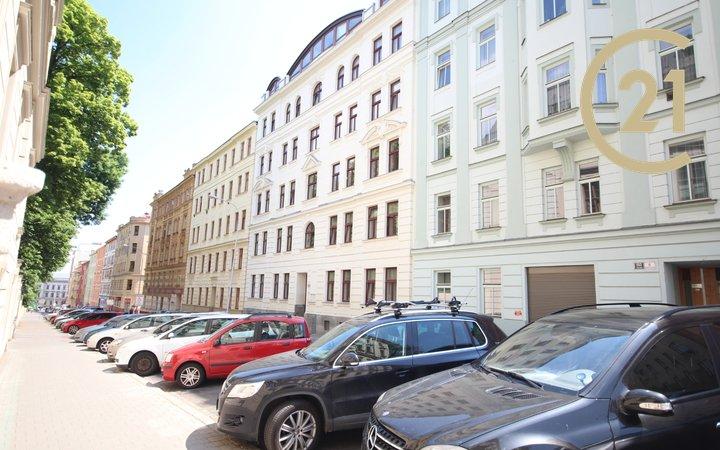 Pronájem bytu 2+kk v centru Brna
