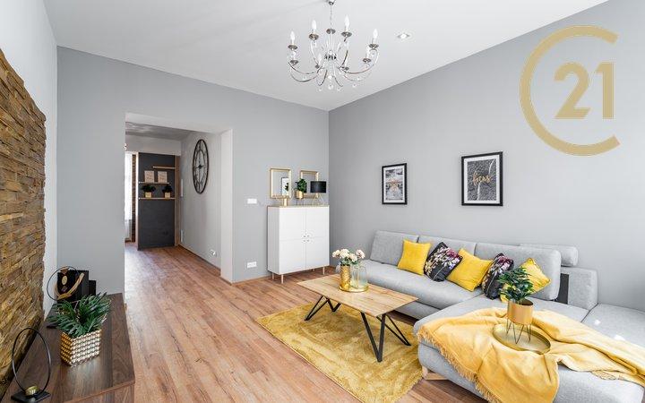 Prodej bytu 3+1/B, 75m2, Praha 10, Vršovice