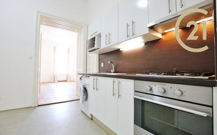 Pronájem pěkného bytu 2+1, 53 m2 ul. Hybešova 47