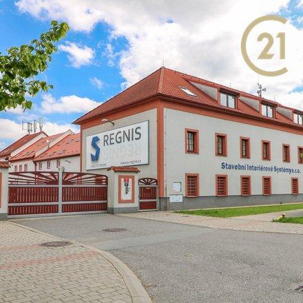 Kanceláře a skladové prostory k pronájmu 523 m2 - Dolní Měcholupy