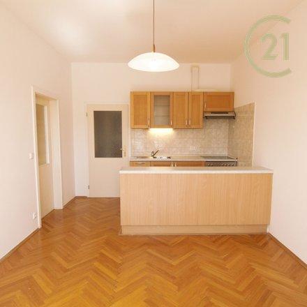 Pronájem bytu 2+kk/B (46 m2), Praha 4 - Podolí