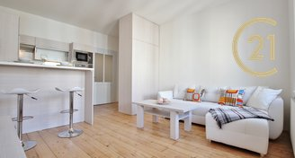 Pronájem, Byty 2+kk, 40 m² - Vybavený byt 2+kk v Černých Polích