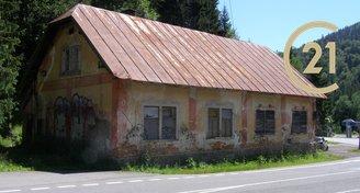 Prodej pozemku pro výstavbu, 1128m² - Harrachov - Nový Svět
