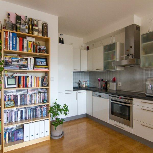 Krásný byt 2+kk/B, 66 m2, Praha - Zbraslav