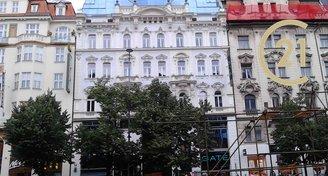 Pronájem, Kanceláří, 50 - 400m² - Praha 1