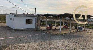 Prodej benzínové pumpy s pozemkem 2136m² - Štětí