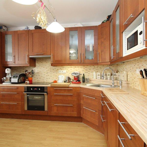 Prodej bytu 2+kk s prostornou zahrádkou