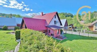 Prodej - Rodinný dům Krasov