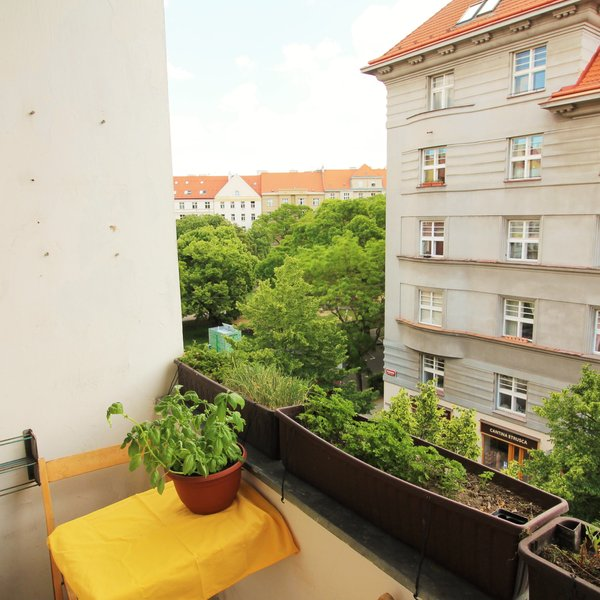 Prostorný byt 3+1, 109 m2, Praha 6, Bubeneč