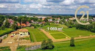 Prodej, Pozemky pro bydlení, 1.069 m² - Dolní Kralovice - Vraždovy Lhotice