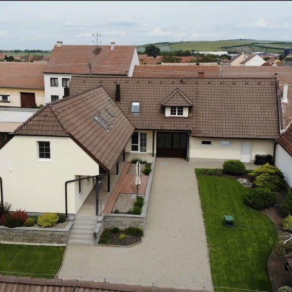 Prodej, Rodinné domy, 550m² - Velké Němčice
