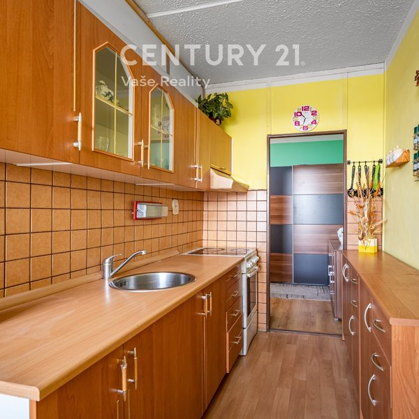 Prodej bytu 2+1 (52m²) , Blížkovice