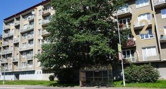 Pronájem bytu 2+1 s lodžií v centru města Blanska