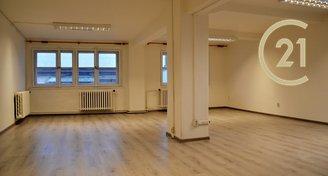 Pronájem, Kanceláře, 98m² - Praha - Holešovice