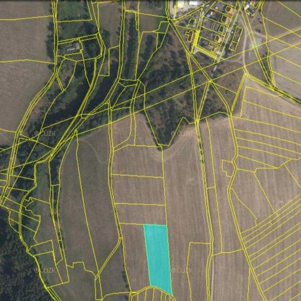Prodej zemědělských pozemků 12 176 m², k.ú. Žďárná, okres Blansko