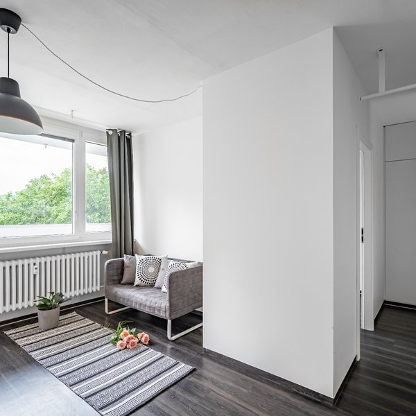 Podnájem bytu 2+kk/ L, 48,8 m2, Praha 5 - Motol