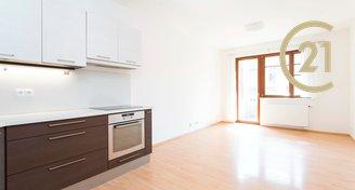 Pronájem bytu 2+kk, 52m² , Praha - Hostivař