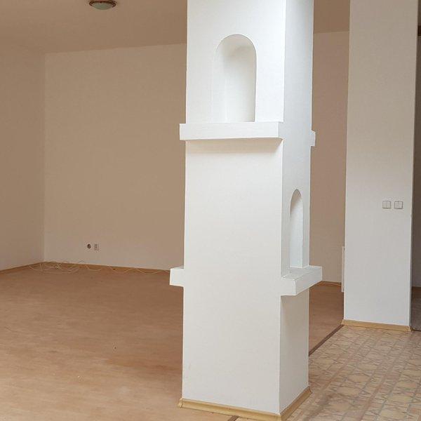 Exkluzivní pronájem bytu 1+KK, 70 m2, ulice Břetislavova č.p. 63, Chrudim