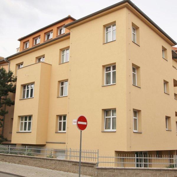 Prodej cihlového bytu 1+1 (možná úprava na 2+kk), 46m² - Brno - Černá Pole - ulice Zemědělská